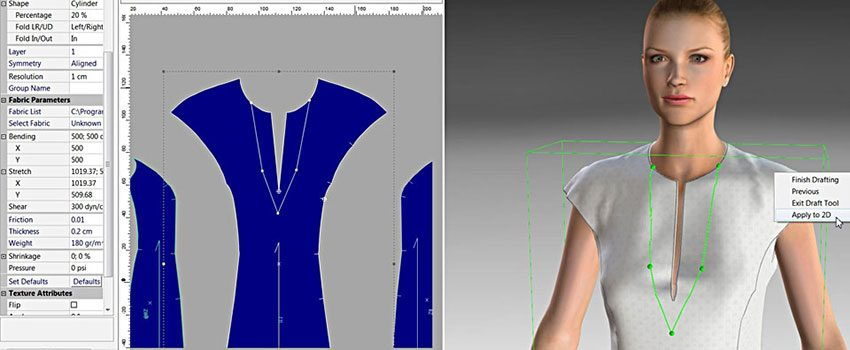 modellista 3D CAD