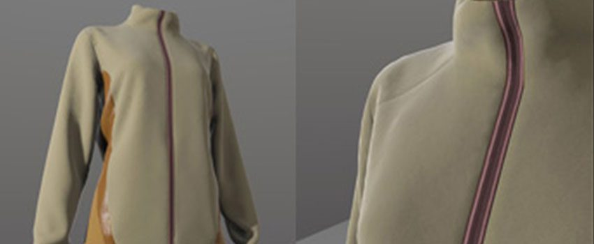 modellista CAD maria mauro academy 2