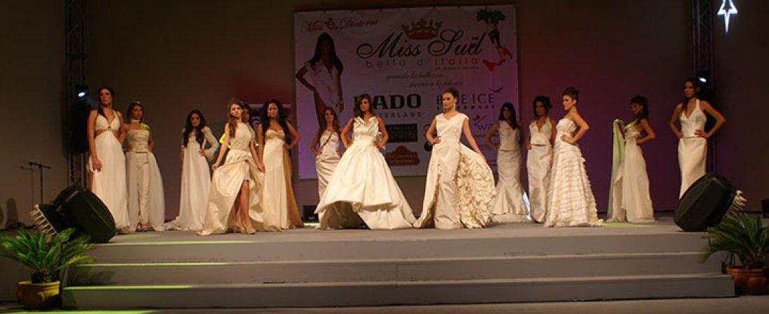 """Accademia Moda e Designer Maria Mauro in Tv. """"Miss Sud Bella d'Italia"""""""