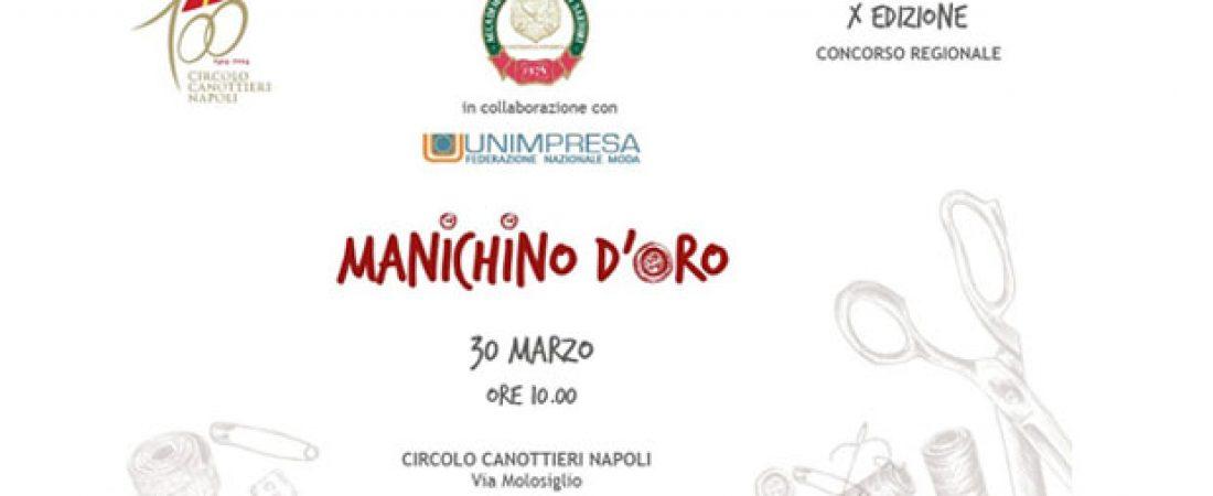 Manichino d'Oro 2019: 30 Marzo Circolo Canottieri Napoli