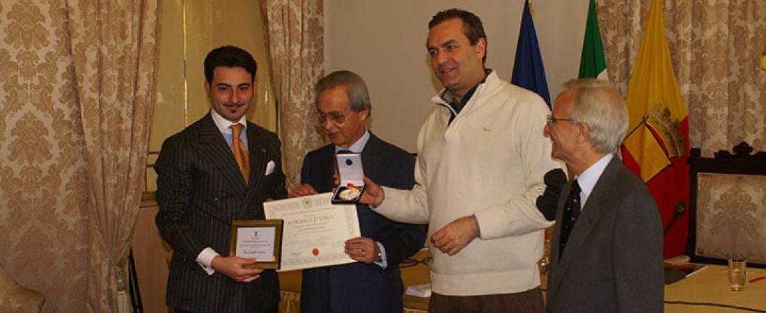 """Premiazione """"Forbici d'oro"""" 2011"""