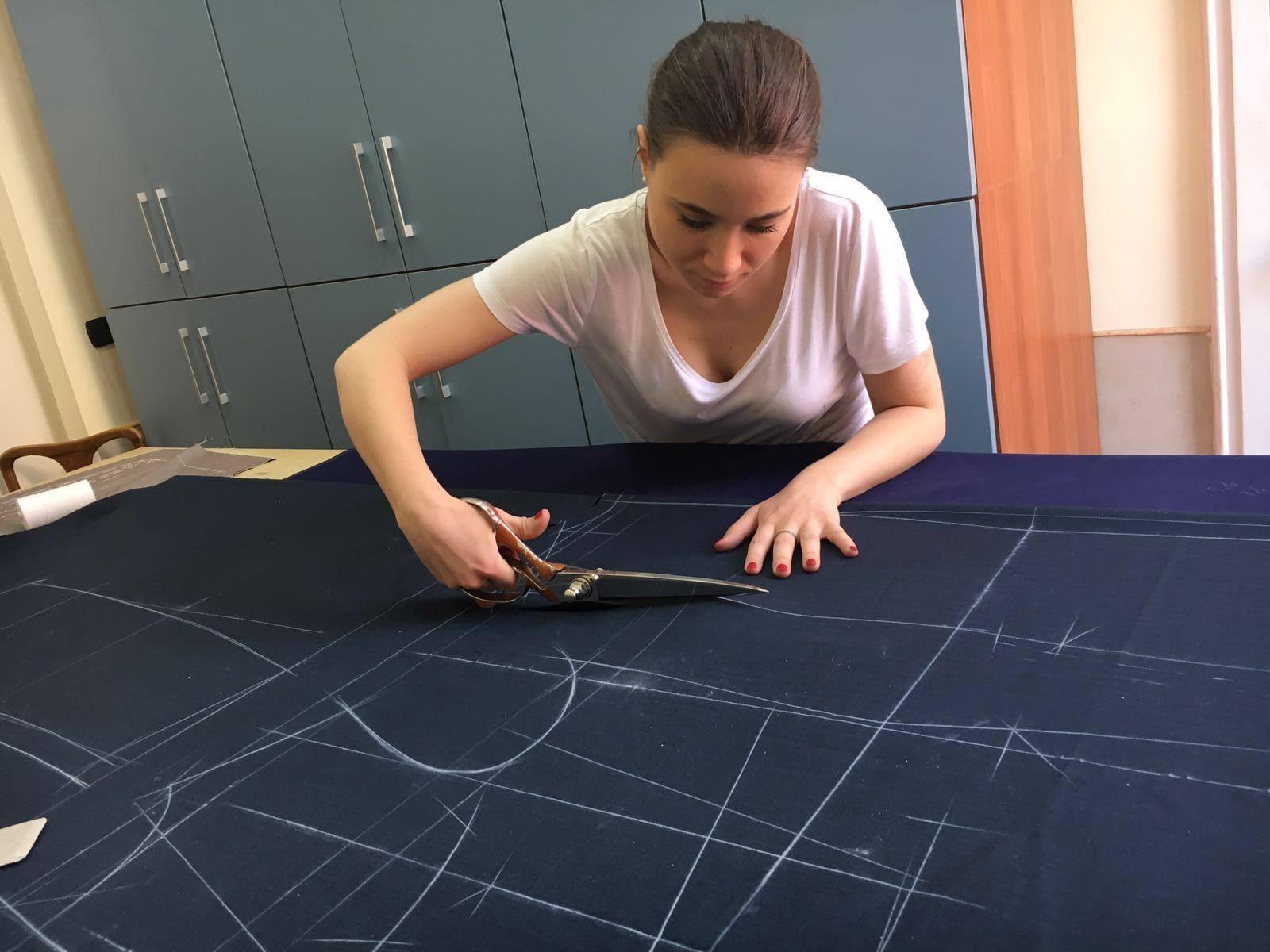 Milena La Montagna maria mauro fashion academy corsi e master di taglio e cucito a napoli