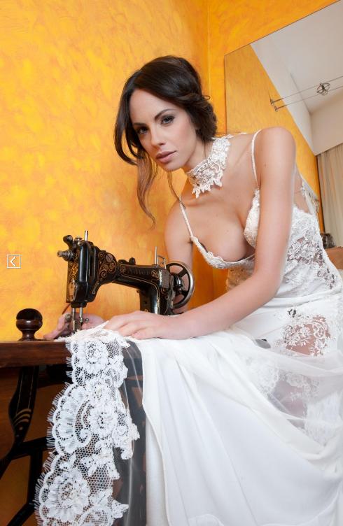 Giulia Pinto maria mauro fashion academy corsi e master di taglio e cucito a napoli